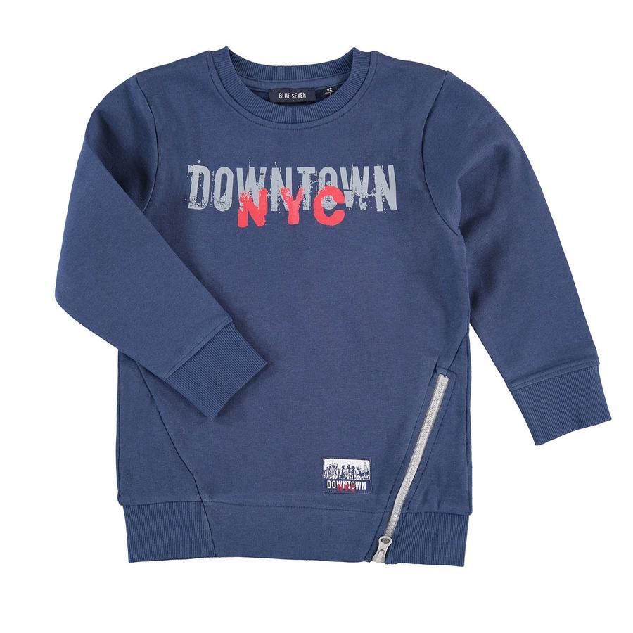 BLUE SEVEN Boys Sweatshirt jeans blauw