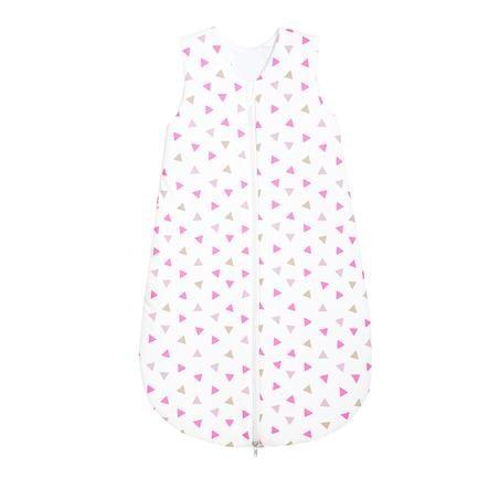 odenwälder spací pytel Jersey pink 70 - 110 cm