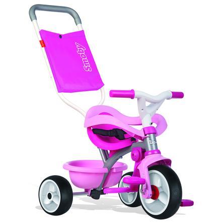 Smoby Be Move Comfort Trehjulsykkel - Rosa