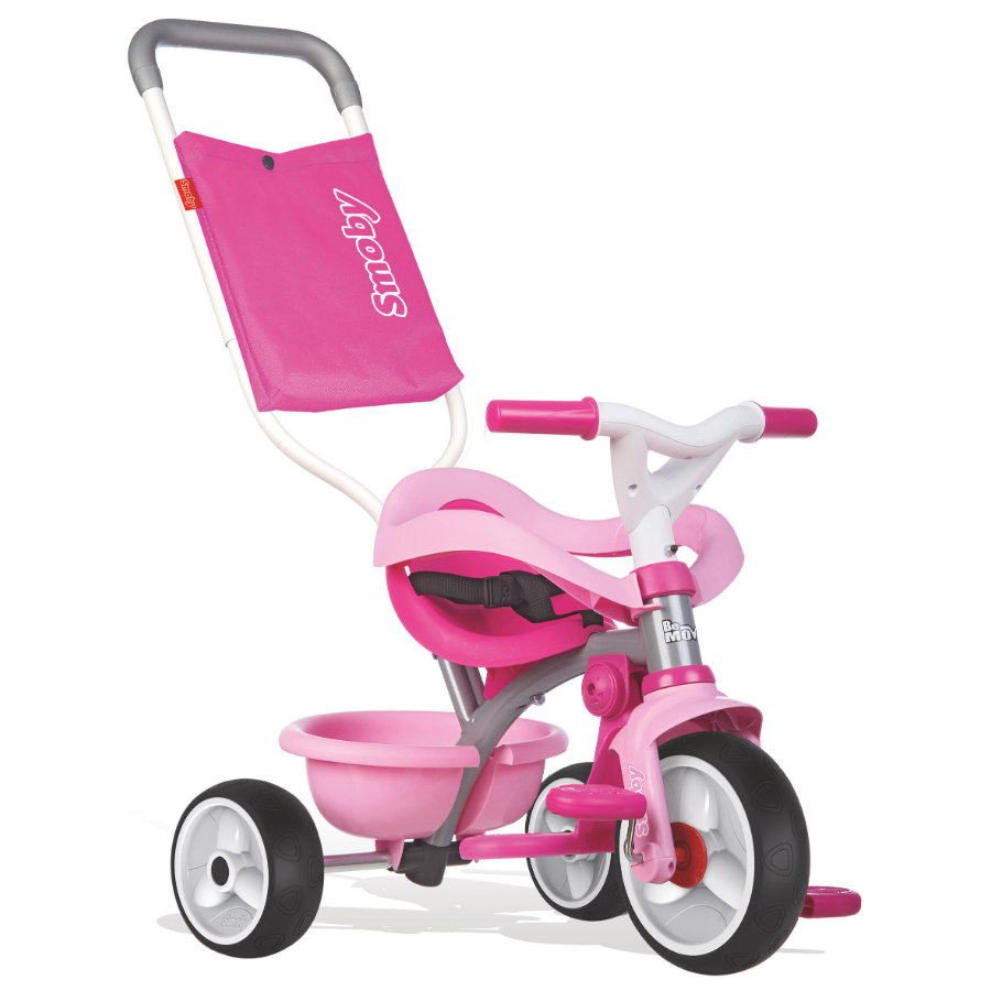Smoby Be Move Comfort Triciclo rosa