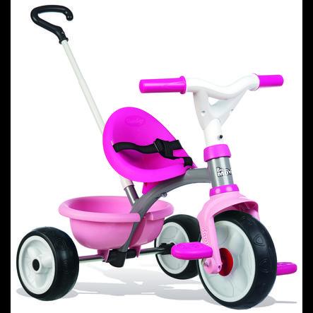 Smoby Be Move Rowerek trójkołowy, różowy