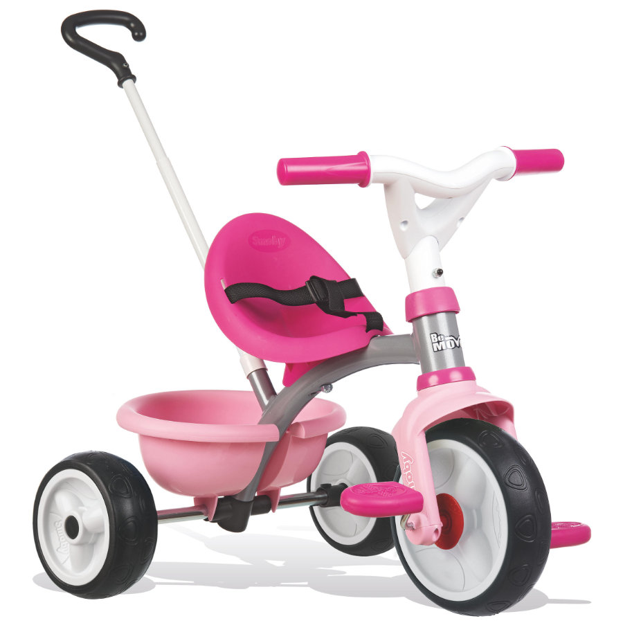 Smoby Be Move Triciclo rosa