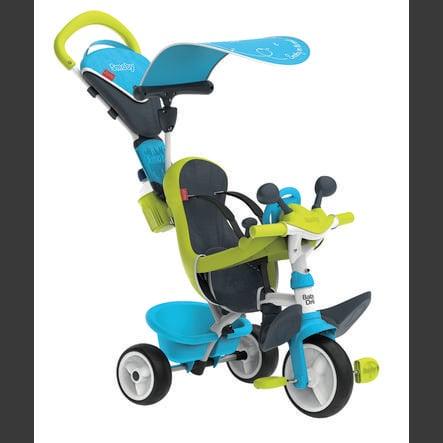 Smoby Baby Driver Komfort blå