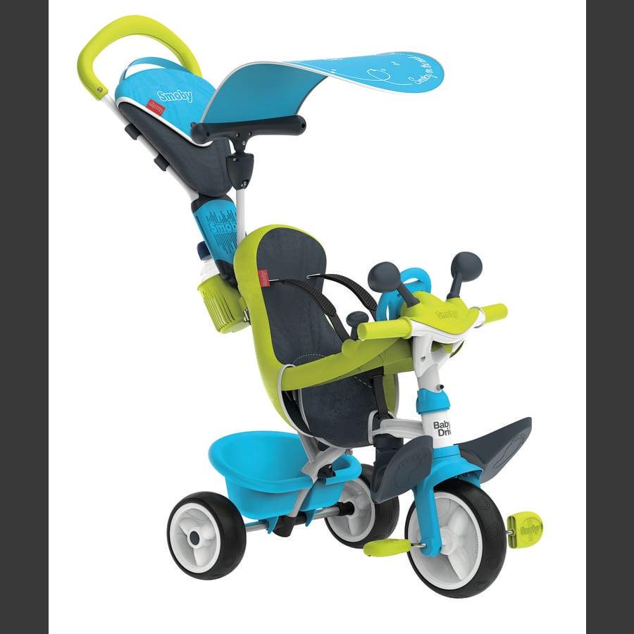 Smoby Baby Driver Komfort blau -