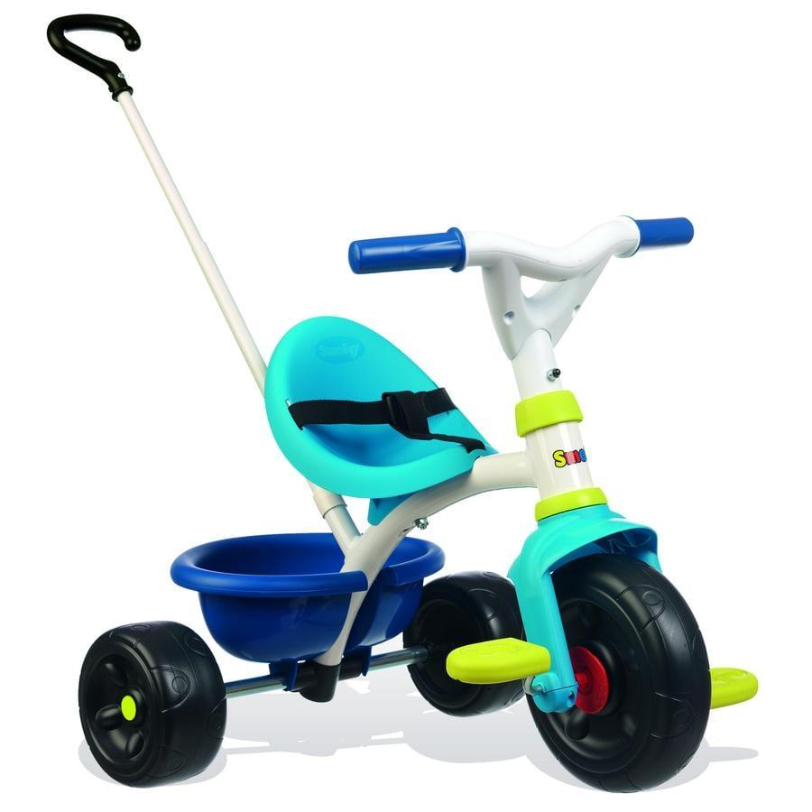 Smoby Be Fun Driewieler, blauw