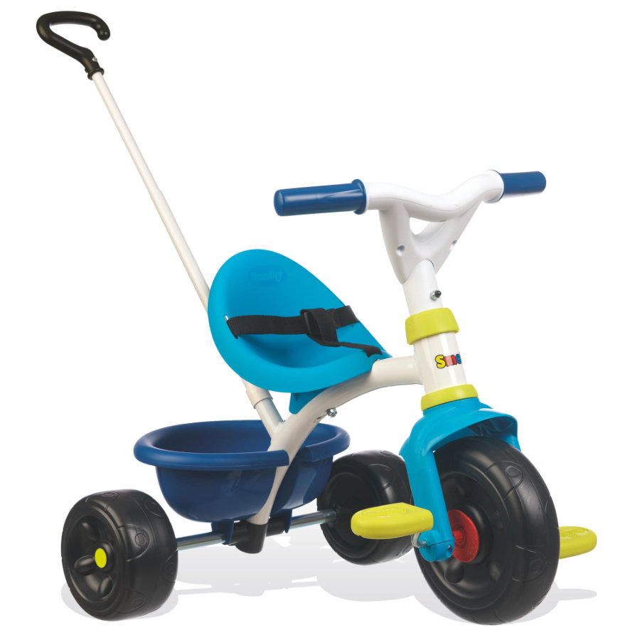 Smoby Be Fun Triciclo Azul