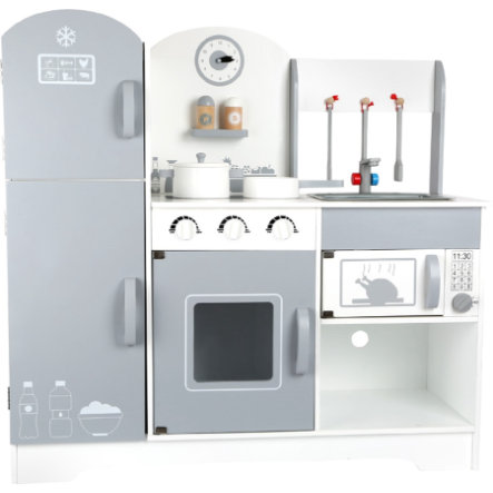 small foot® Spielküche mit Kühlschrank