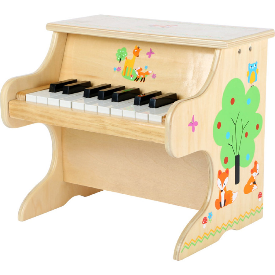small foot® Piano Small Fox