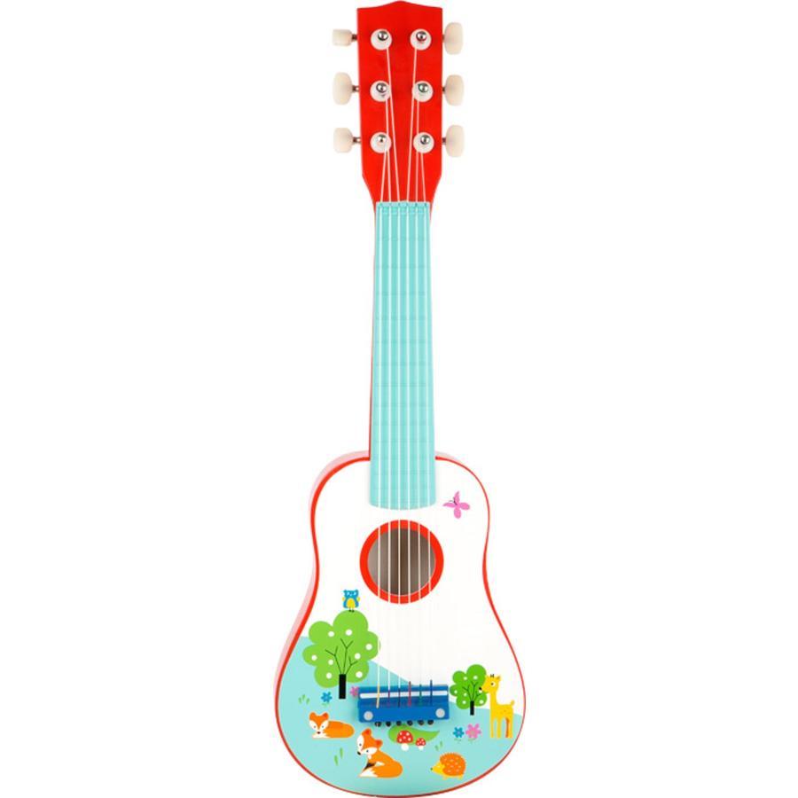 small foot guitare jouet petit renard