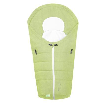 Odenwälder Babycool-Kørepose, limette