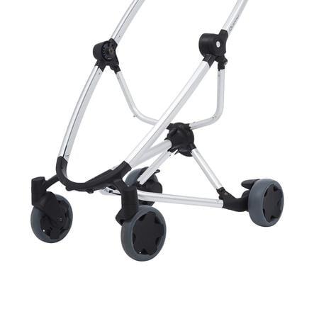Quinny 4-hjulssæt medium til Zapp X Graphite