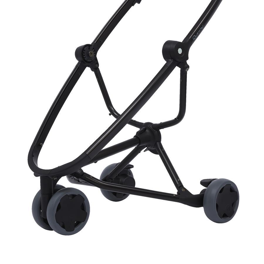 Quinny Set 3 ruote medie per Zapp X graphite