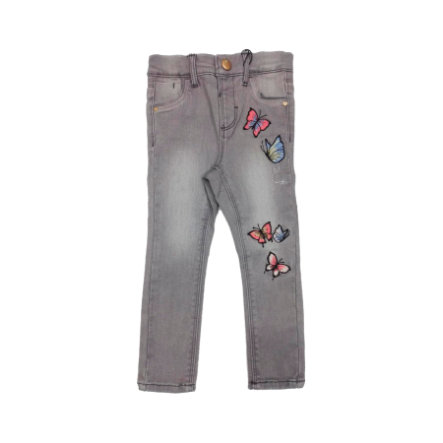 name it Girls Jeans Nmfpolly medium grey denim
