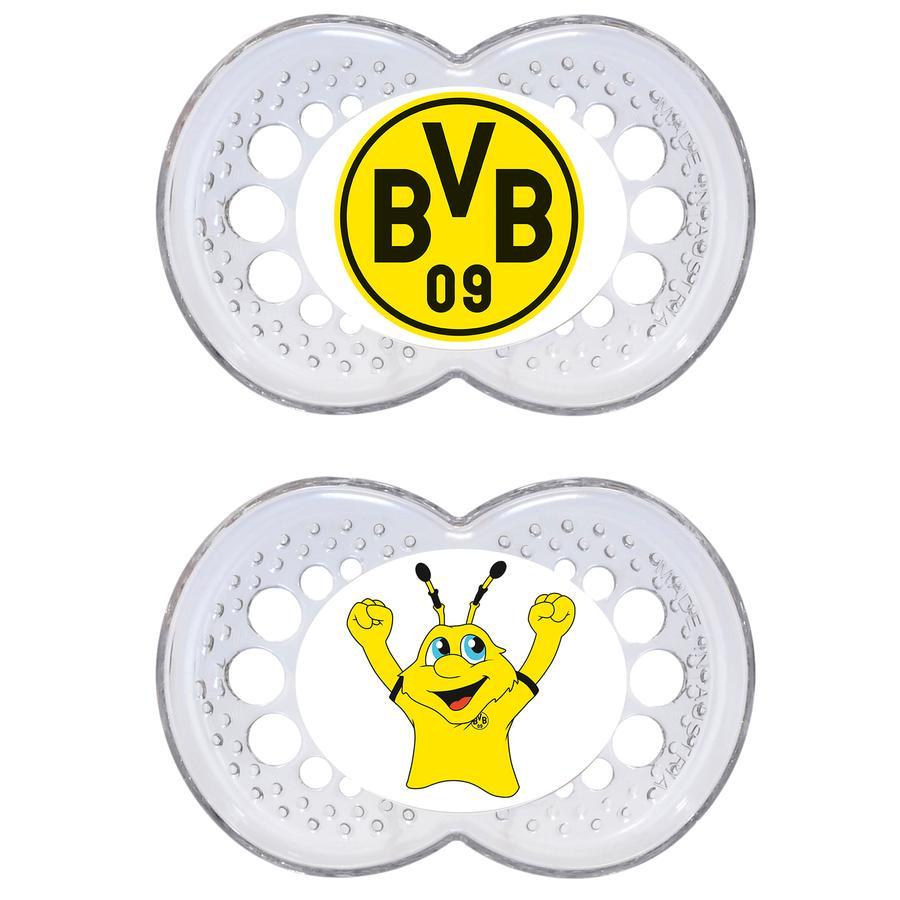 BVB-Schnuller 2er Set