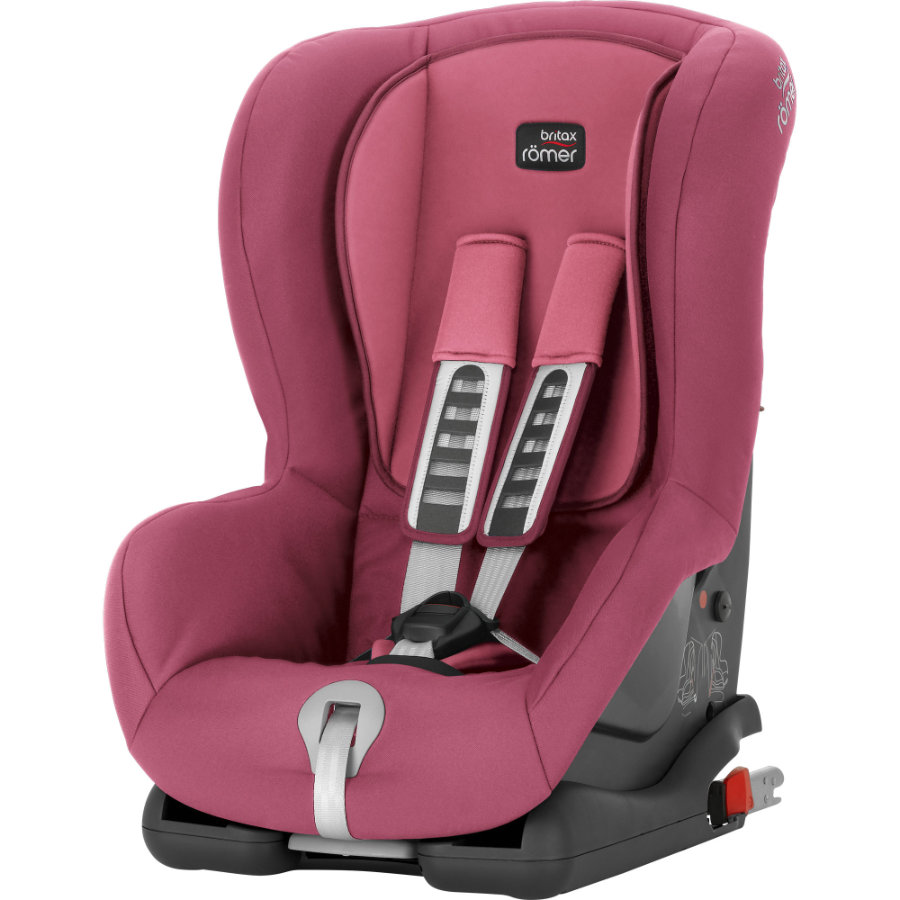 Britax Römer Duo plus 2019 Wine Rose