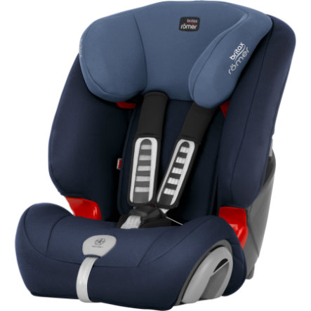 britax r mer kindersitz evolva 123 plus moonlight blue. Black Bedroom Furniture Sets. Home Design Ideas