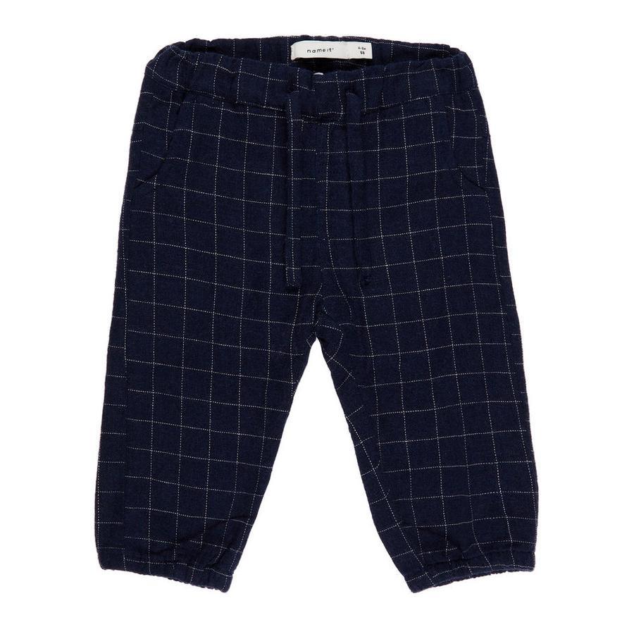 name it Boys Pantalon Fittin jurkje blauw