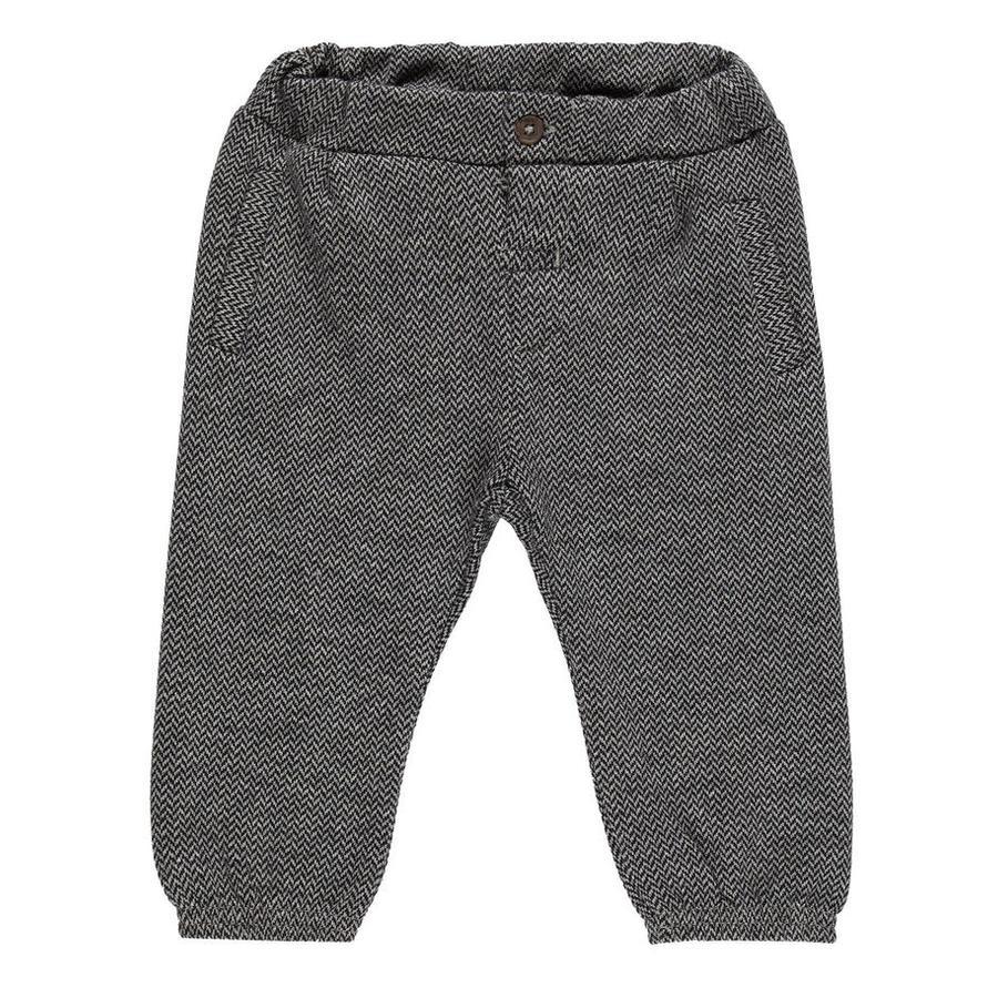 name it Boys Pantalon de survêtement Fisk gris mélangé