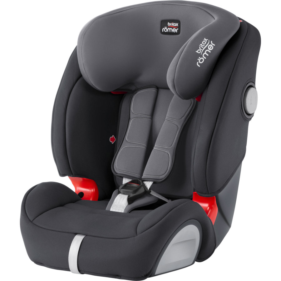 britax r mer kindersitz evolva 123 sl sict storm grey. Black Bedroom Furniture Sets. Home Design Ideas