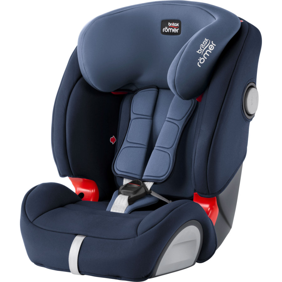 britax r mer kindersitz evolva 123 sl sict moonlight blue. Black Bedroom Furniture Sets. Home Design Ideas