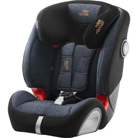 Britax Römer Car Seat Evolva 123 SL SICT Blue Marble