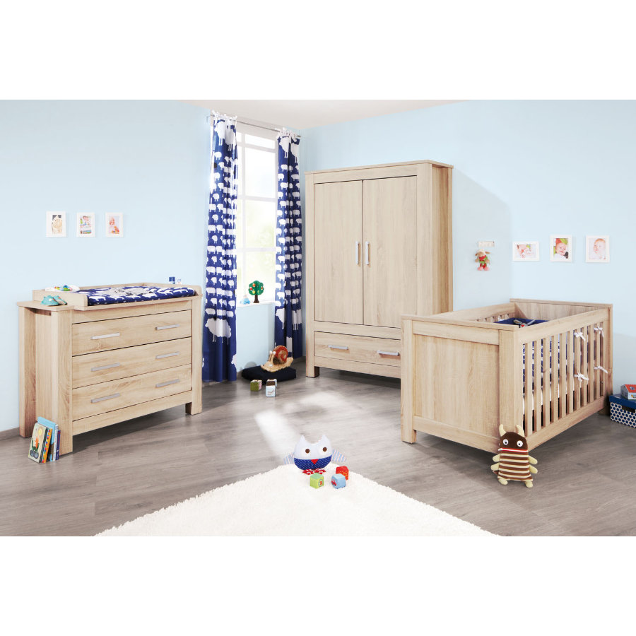 PINOLINO Chambre enfant 3 pcs Carus, large