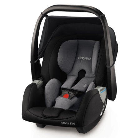 RECARO Privia Evo Carbon Black, 2018