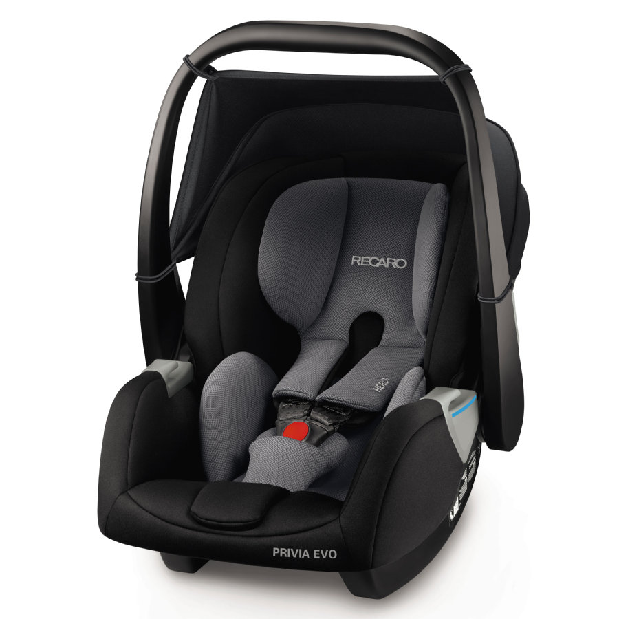 RECARO Privia Evo Carbon Black, 2017