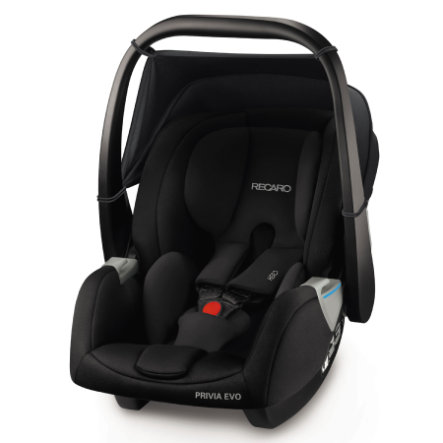 RECARO Privia Evo Performance Black, 2017