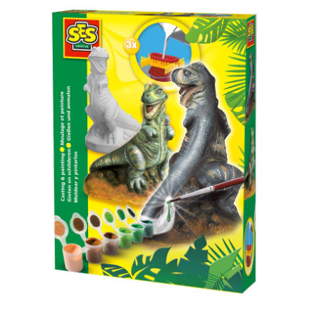 SES Creativ e® omítka - T-Rex