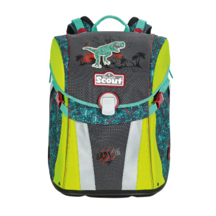 Scout Schooltas Basic Sunny - Raptor