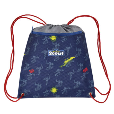 Scout Sportbeutel Basic - Super Knights
