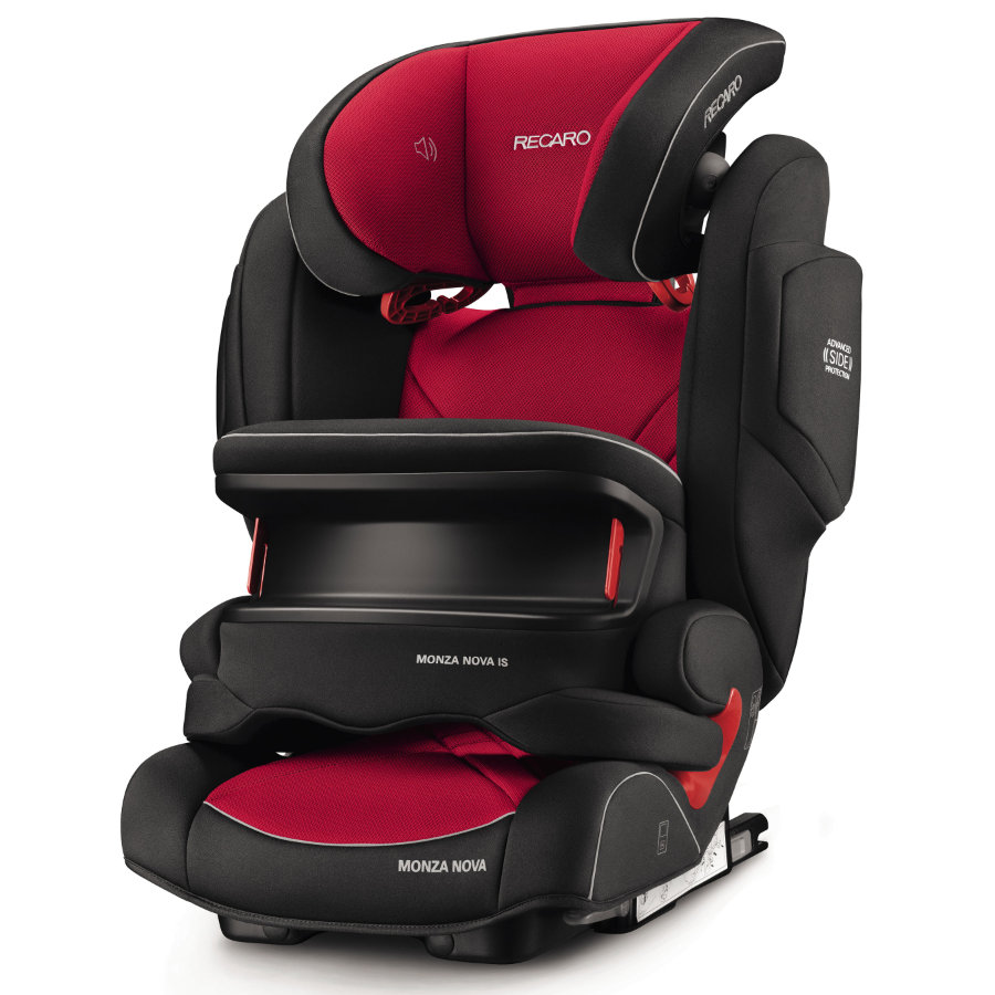 RECARO Siège auto Monza Nova IS Seatfix Racing Red