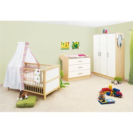 Pinolino Kinderzimmer Florian 3-türig breit