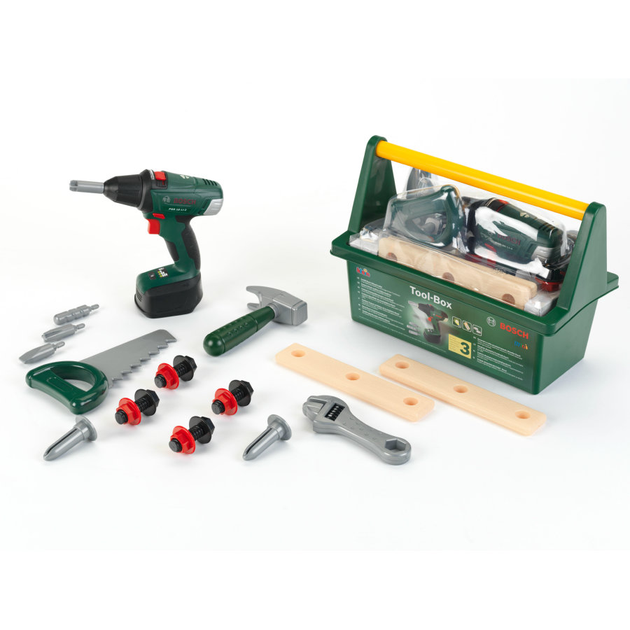 Theo klein Boîte à outils enfant BOSCH