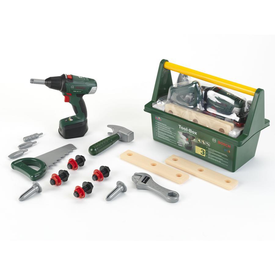 Theo klein BOSCH Werkzeugkasten 8520