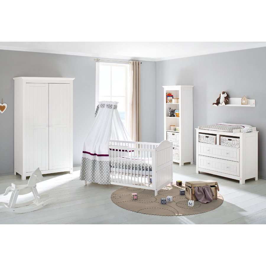 Pinolino cameretta neonato nina ampia - Cameretta neonato ikea ...
