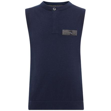 name it Boys Jersey de punto Filtro vestido azul