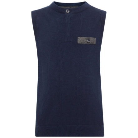 name it Boys Strickpullunder Filister dress blues