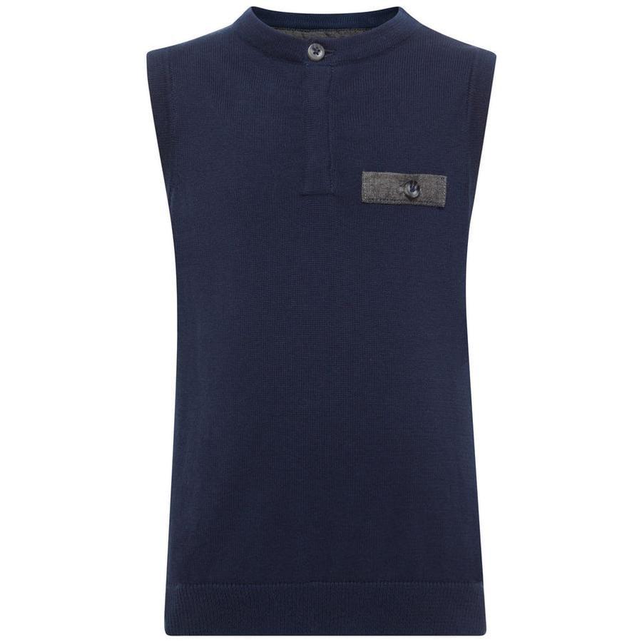 name it Boys Pull en tricot Filister robe en maille bleu bleuté