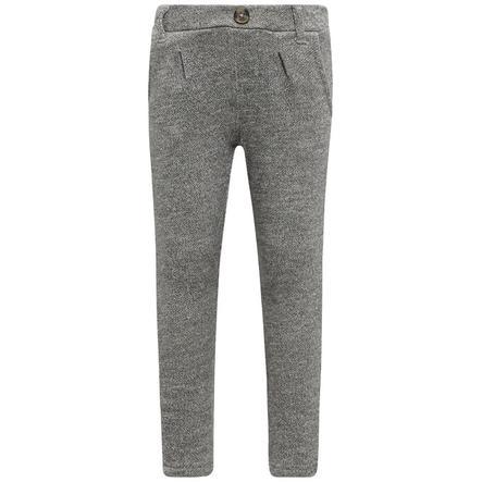 name it Boys Pantalon de survêtement Mélange gris menthe