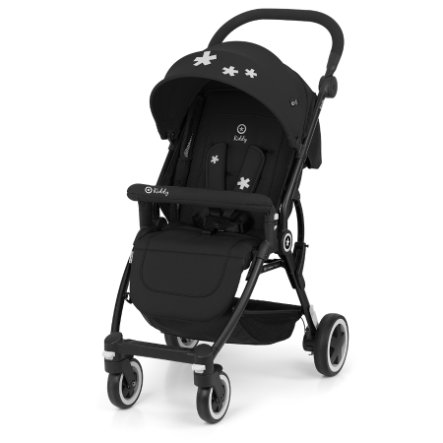 Kiddy Buggy Urban Star 1 Mystic Black