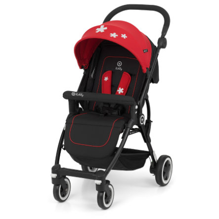 Kiddy Passeggino leggero Urban Star 1 Chili Red