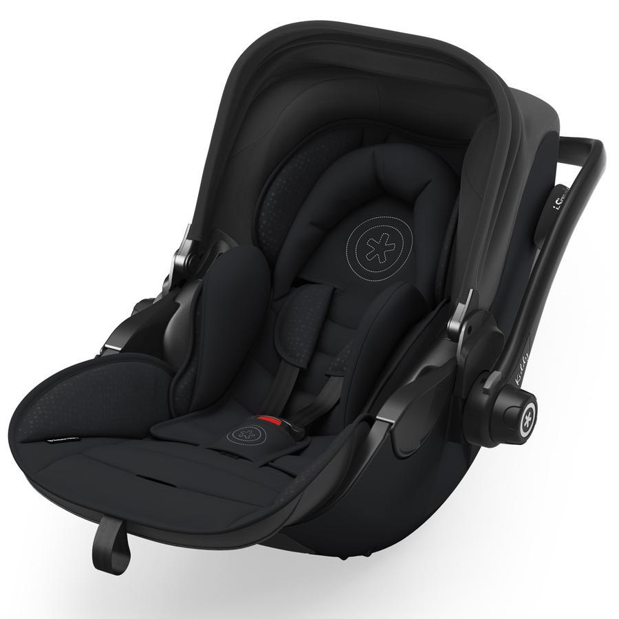 Kiddy Babyschale Evoluna i-Size 2 inklusive Isofix Base 2 Mystic Black