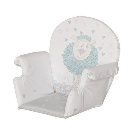 GEUTHER Výplň do dětské židličky Universal de Luxe 009 ovečka