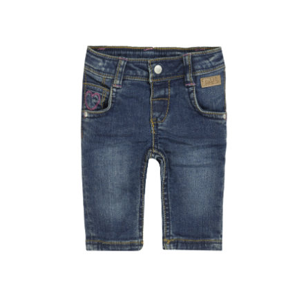 lief! Girls Jeans dark blue denim