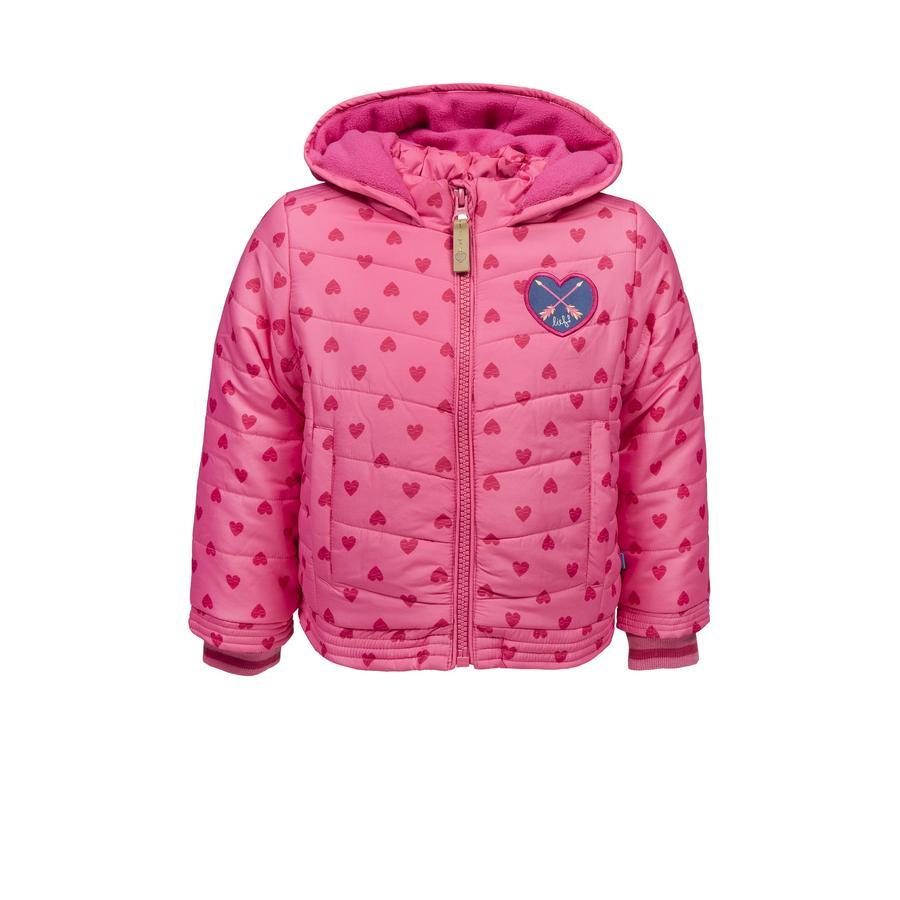 rende! Girl De fandango-jas is roze...