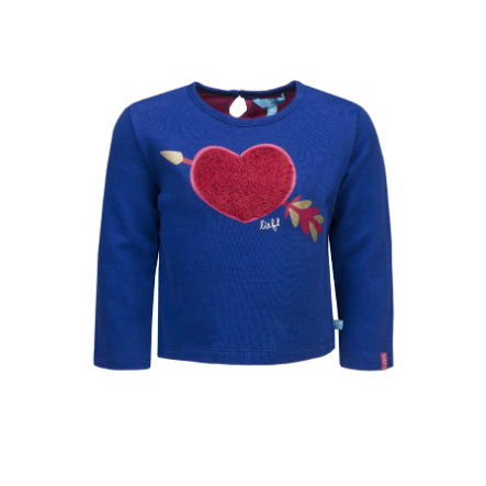 lief! Girls Sweatshirt true blue