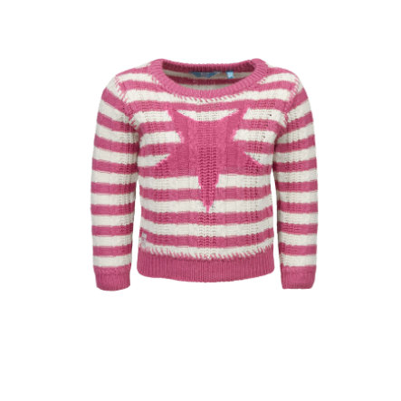 lief! Girls Pullover fandango pink