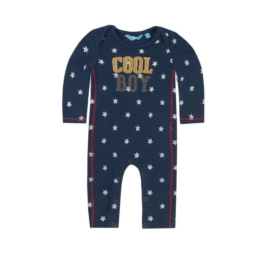 lief! Boys Overall allover blue